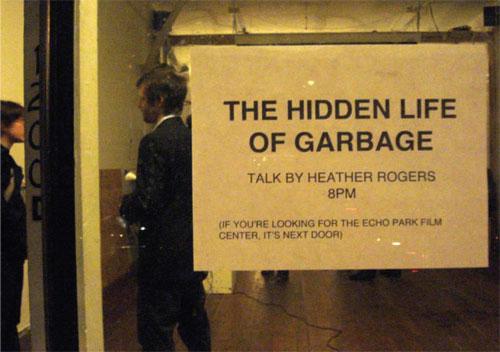 hidden life of garbage