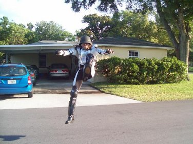 ML flying kick